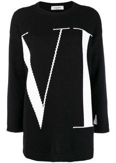 Valentino VLTN logo sweater