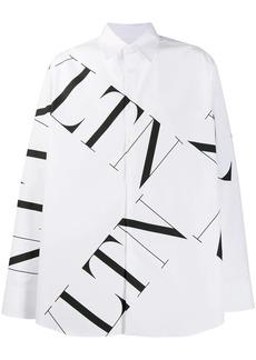 Valentino VLTN logo shirt