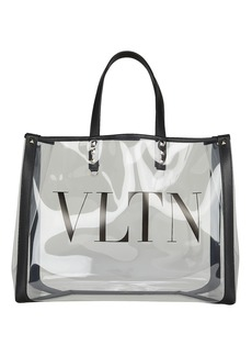 Valentino VLTN Plexy Shopper