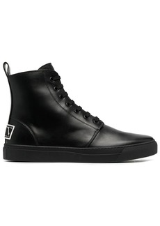 Valentino VLTN rear patch sneakers