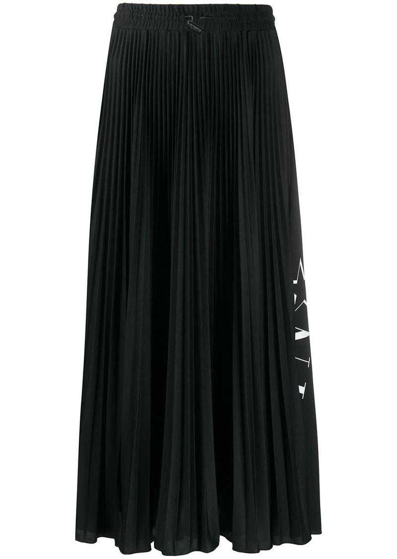 Valentino VLTN STAR pleated skirt