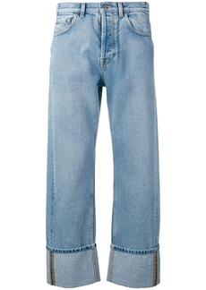 Valentino VLTN straight-leg jeans