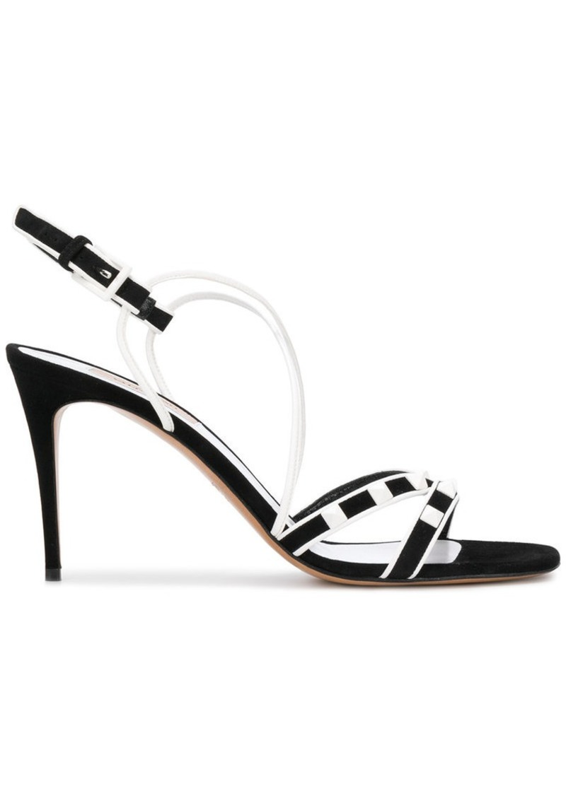 197dc030342e Valentino VLTN Valentino Garavani Free Rockstud sandals Now  350.00