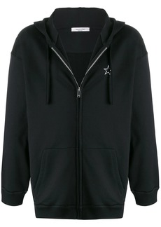 Valentino VLTNSTAR zipped hooded jacket