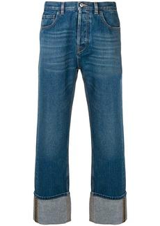 Valentino wide-leg jeans