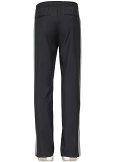 Valentino Wool & Mohair Pants