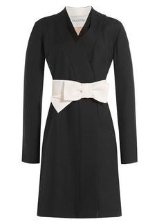 Valentino Wool-Silk Evening Jacket