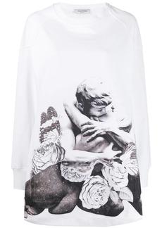 Valentino x Undercover Graphic Lovers print sweatshirt