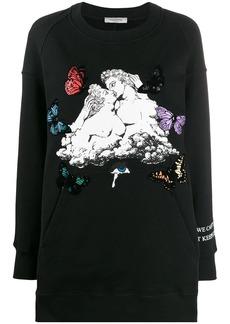 Valentino x Undercover Lovers sweatshirt