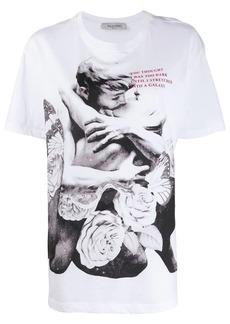 Valentino x Undercover printed oversized T-shirt