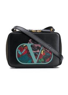 x Undercover Valentino Garavani lovers print crossbody bag