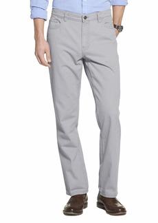 Van Heusen Men's 5 Pocket Straight Fit Pant