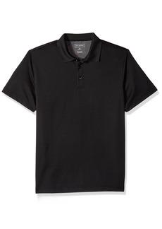Van Heusen Men's Air Birdseye Short Sleeve Polo  2X-Large