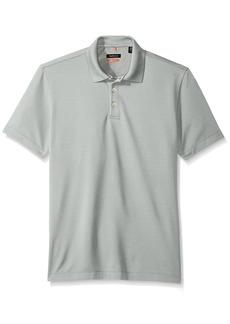 Van Heusen Men's Air Short Sleeve Polo  Small
