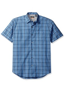 Van Heusen Men's Air Short Sleeve Shirt
