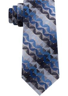 Van Heusen Men's Almore Geo Silk Tie