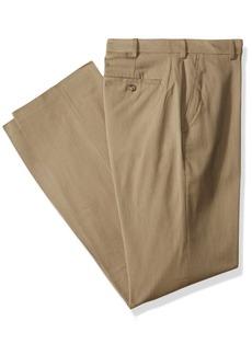 Van Heusen Men's Big and Tall Air Straight Fit Pant  32W X 38L