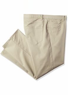 Van Heusen Men's Big and Tall Slim Flex 5 Pocket Pant  48W X 29L