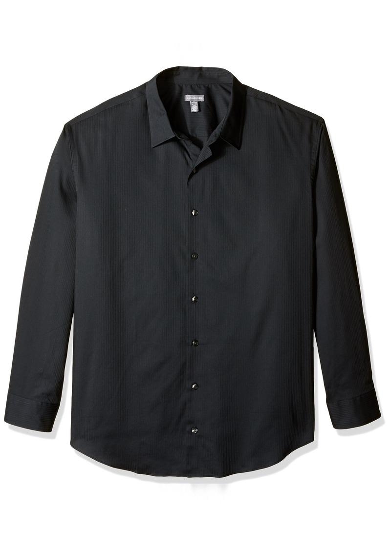 940fa114 Men's Big Long Sleeve Stripe Sateen Shirt X-Large Tall. Van Heusen. $27.70  $21.88. from Amazon Fashion
