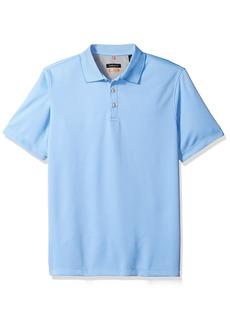 Van Heusen Men's Birdseye Short Sleeve Polo  2X-Large