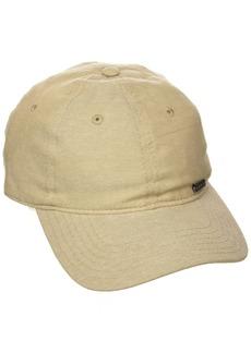 Van Heusen Men's Chambray Denim Baseball Cap Adjustable