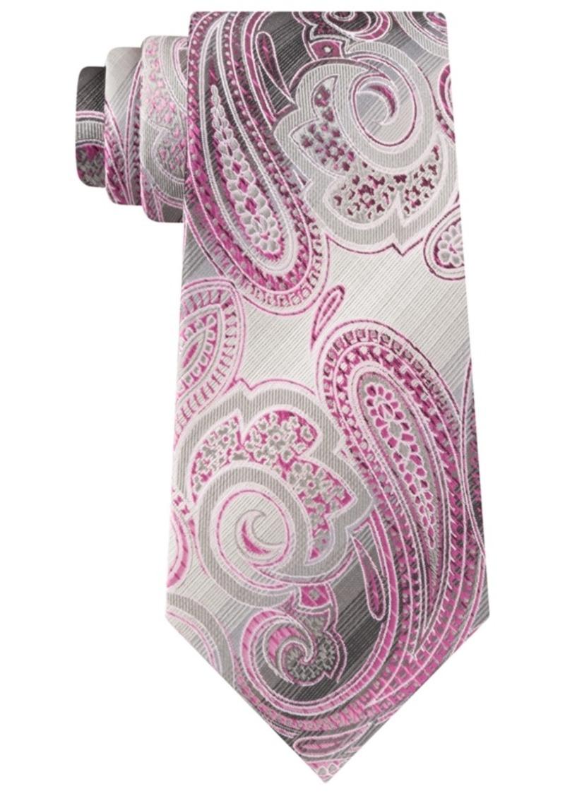 Van Heusen Men's Charles Paisley Tie