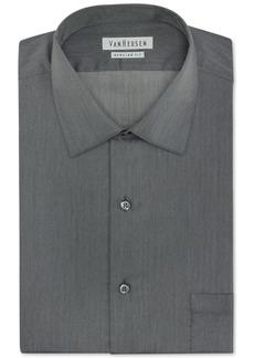 Van Heusen Men's Classic-Fit Herringbone Dress Shirt