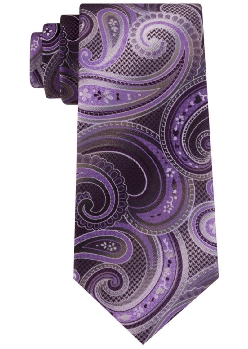 Van Heusen Men's Crespillo Piasley Tie