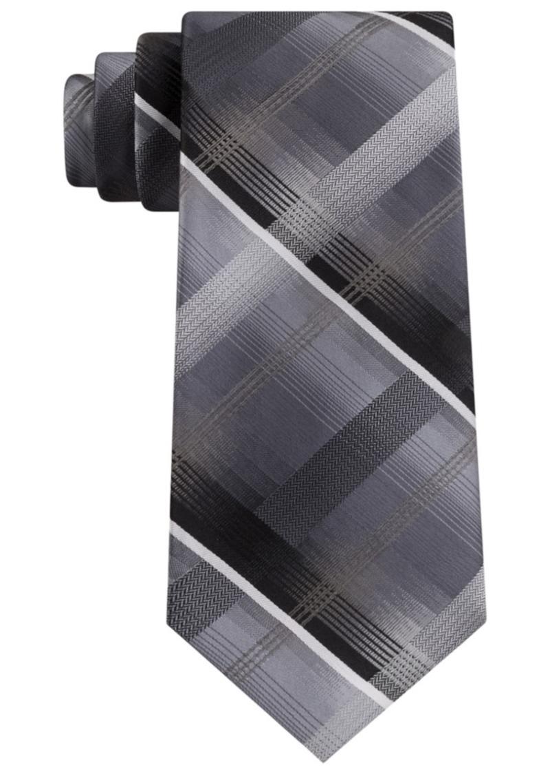 Van Heusen Men's Dean Classic Plaid Tie