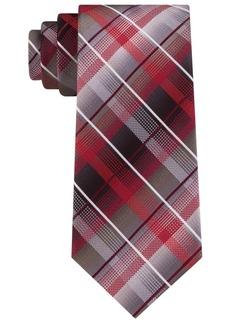 Van Heusen Men's Edmonds Classic Plaid Tie