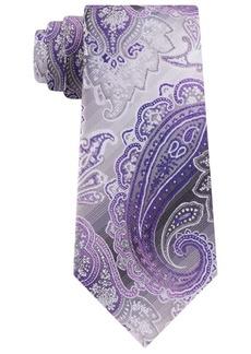 Van Heusen Men's Ferreira Classic Ombre Paisley Tie