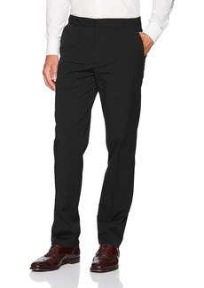 Van Heusen Men's Flat Front Oxford Chino