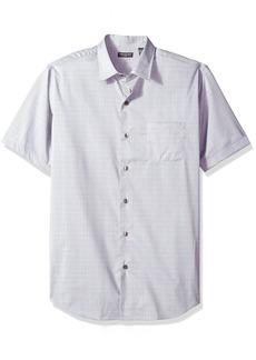 Van Heusen Men's Flex Short Sleeve Button Shirt