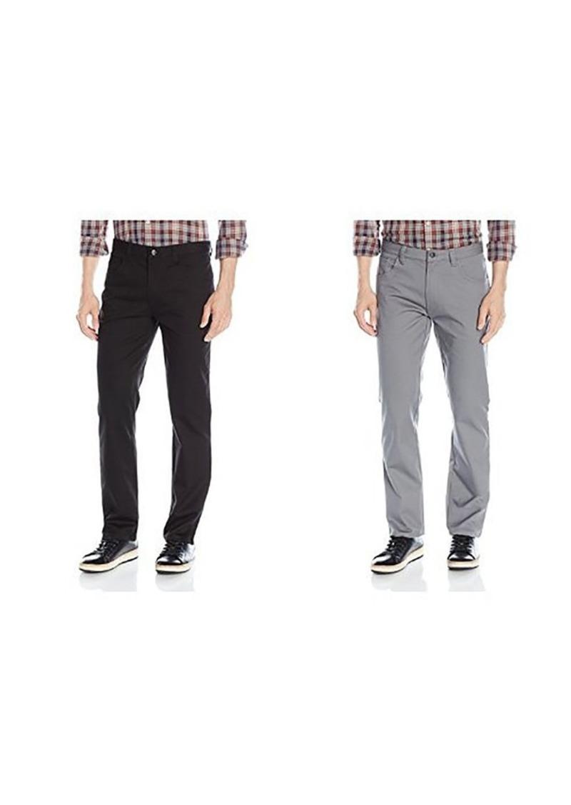 131cf204834df Men's Flex Slim Fit 5 Pocket Pant