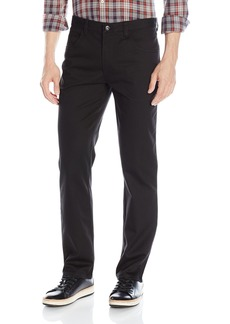 Van Heusen Men's Flex Slim Fit 5 Pocket Pant