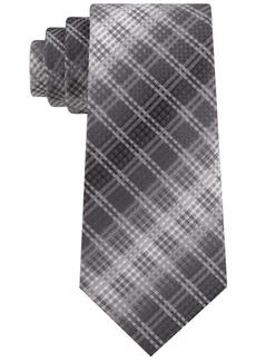 Van Heusen Men's Garcia Classic Ombre Plaid Tie