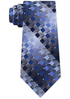 Van Heusen Men's Hadrian Classic Geometric Tie