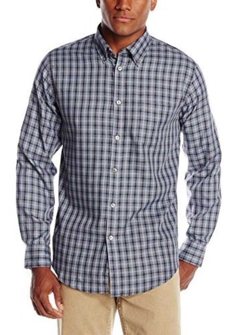 Van heusen van heusen men 39 s long sleeve medium plaid for Van heusen plaid shirts