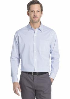 Van Heusen Men's Long Sleeve Traveler Stretch Non Iron Shirt