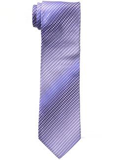 Van Heusen Men's Mini Zig Zag Non Solid Tie