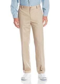 Van Heusen Men's No Iron Classic Fit Flat Front Pant