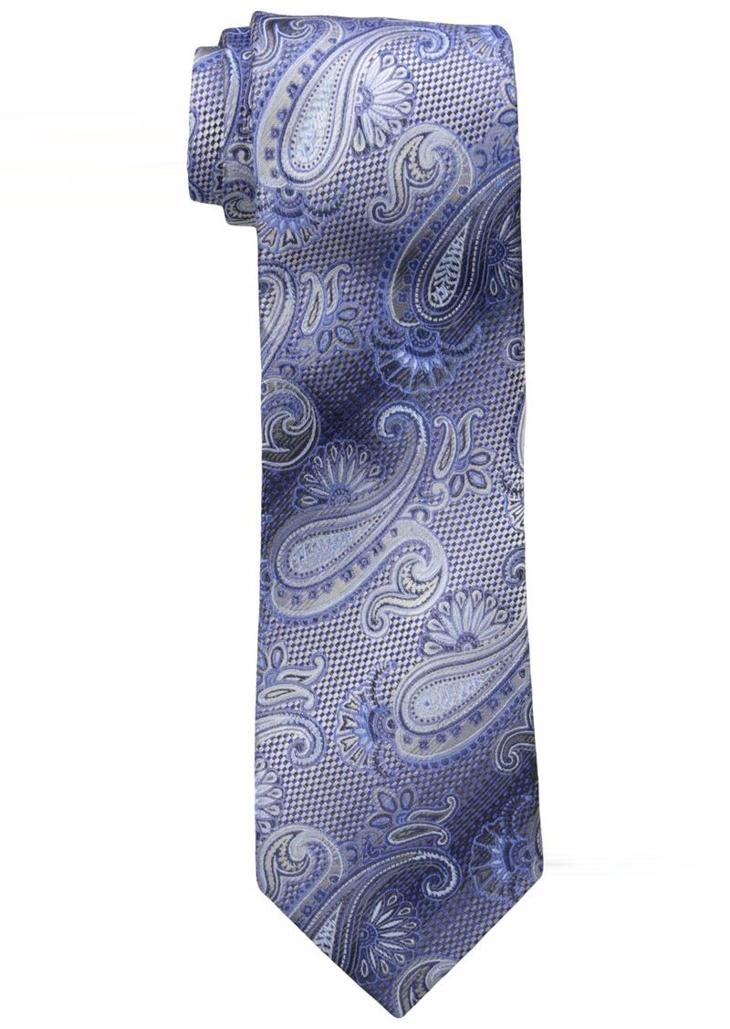 Van Heusen Men's Ombre On Paisley Tie