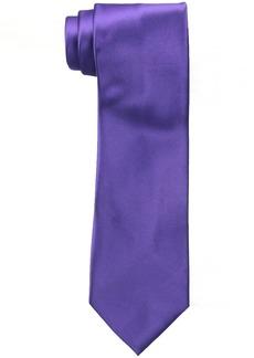 Van Heusen Men's Poly Woven Solid Tie