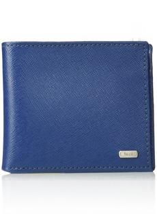 Van Heusen Men's Saffiano Bifold Wallet  OS