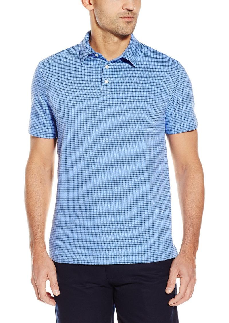 7d38d7577530 Van Heusen Short Sleeve Polo Shirts