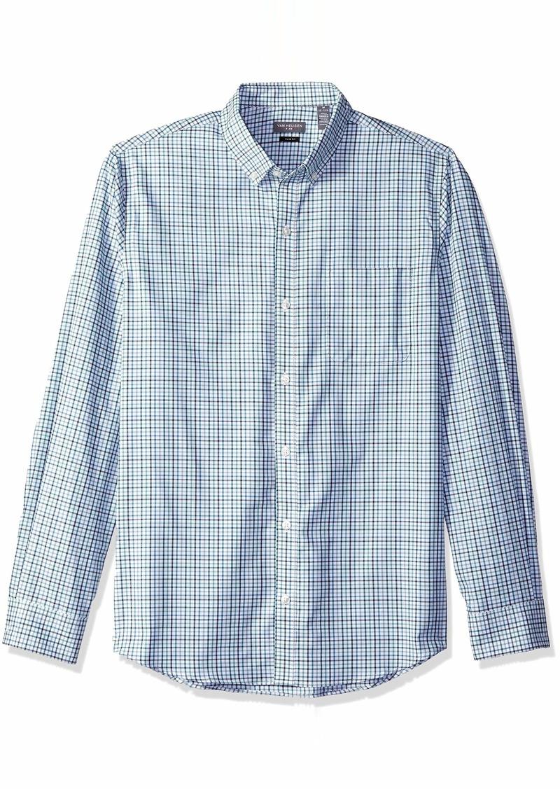 Van Heusen Men's Slim Fit Flex Stretch Non Iron Shirt
