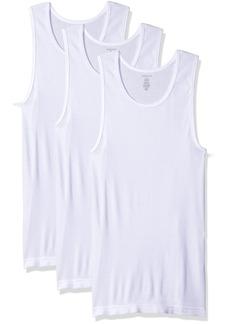 Van Heusen Men's Standard 3pk a Shirt White