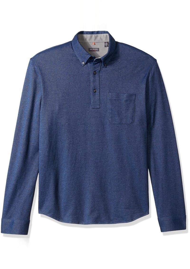 On sale today van heusen van heusen men 39 s traveler knit 1 for Van heusen men s short sleeve dress shirts