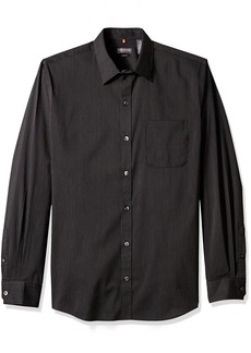 Van Heusen Men's Traveler Slim Stretch Long Sleeve Shirt  2X-Large