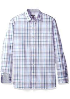 Van Heusen Men's Wrinkle Free Non Iron Long Sleeve Shirt
